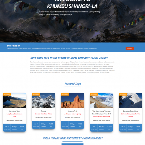Khumbu Shangri-la